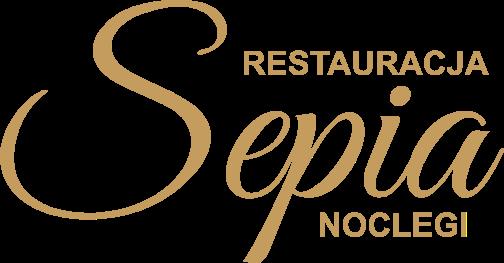 Logo SEPIA Restauracja & Noclegi